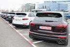 Am condus prin România noul Porsche Cayenne, în cea mai frustrantă competiţie posibilă