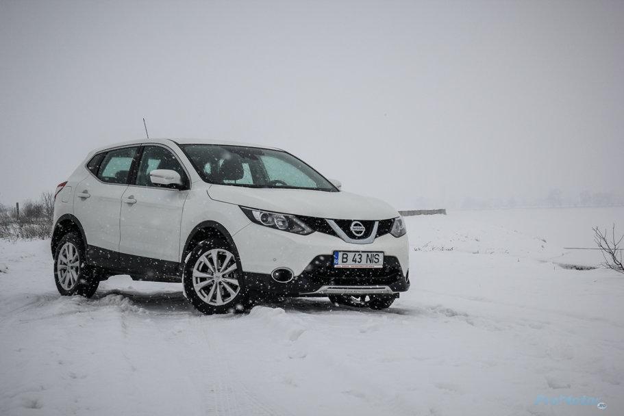 TEST de 1.500 km cu Nissan Qashqai (2014): m-ai întrebat, acum îţi răspund!