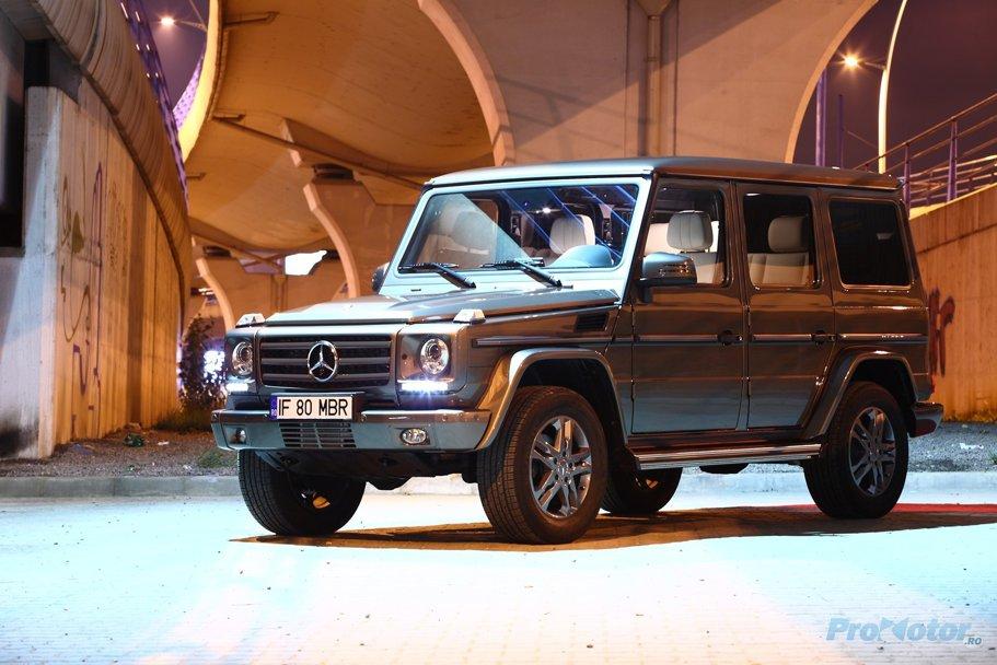 Care ar fi numele de scenă potrivit pentru Mercedes-Benz G-Class?