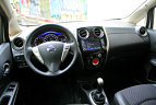 TEST: Nissan Note, maşina care uita să consume combustibil