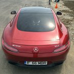 Ziua în care mi-am dorit ca pe Pământ să existăm doar eu şi Mercedes-AMG GT S