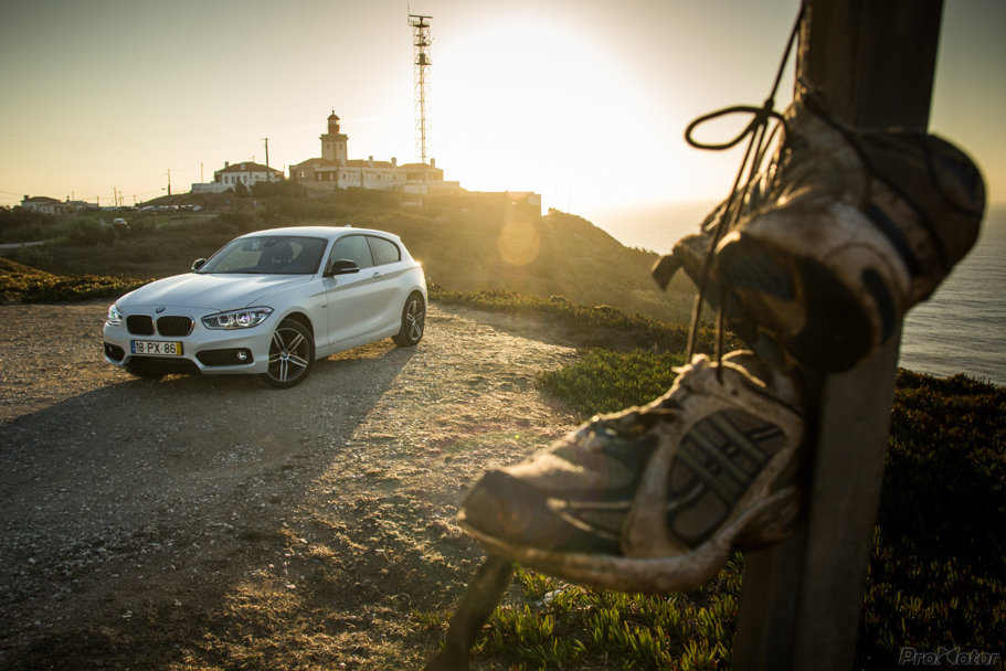 Test de 1.300 km în Portugalia cu BMW Seria 1 116d facelift. Ce am văzut şi cât am cheltuit