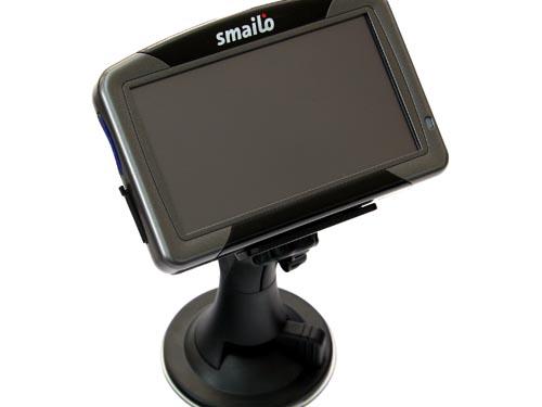 GPS - sistemul de navigaţie SMAILO