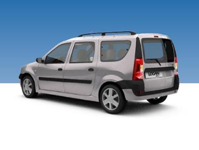 Dacia Logan MCV GPL - comparaţii în gamă