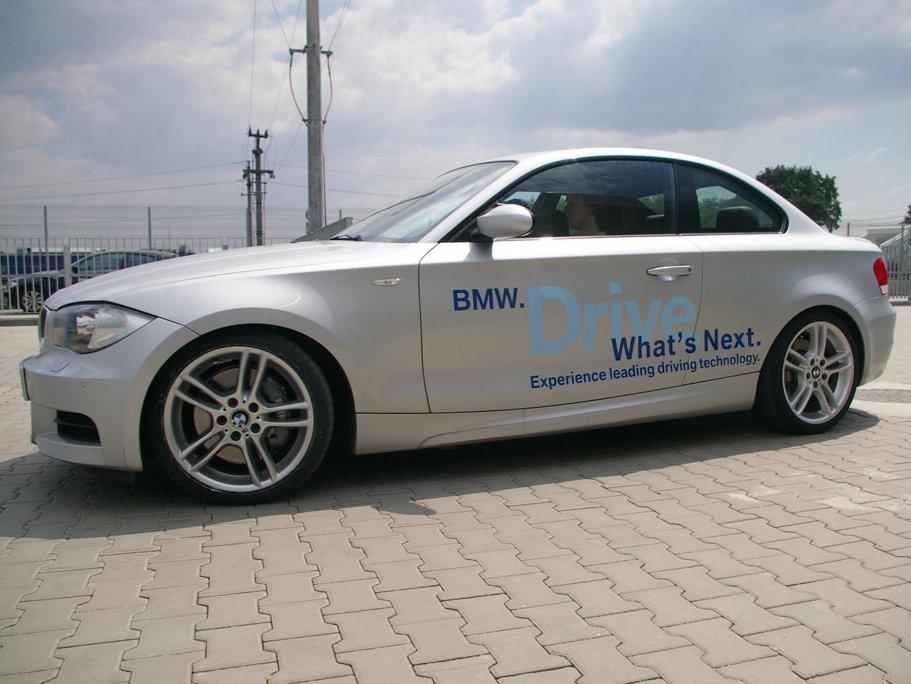 BMW 135i, vedeta evenimentului