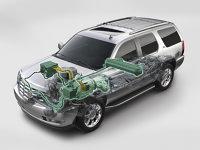 Cadillac Escalade 2 Mode Hybrid