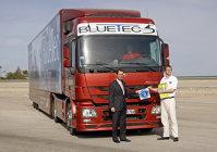 Mercedes Actros – Guinness World Record, Nardo 2008