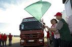 Mercedes Actros – Nardo 2008, test de consum