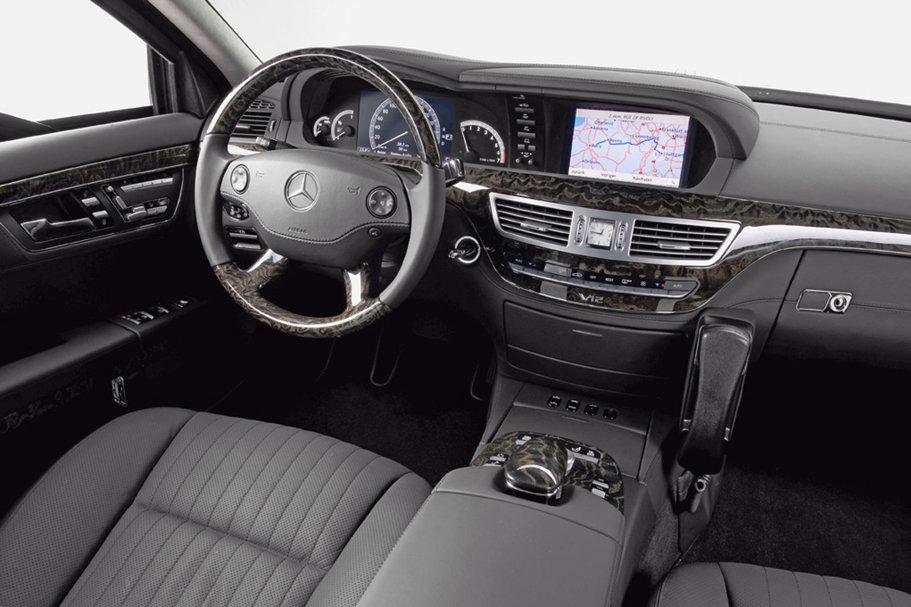 Mercedes-Benz S600 Pullman