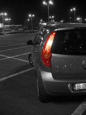 Opel Agila în tura de noapte