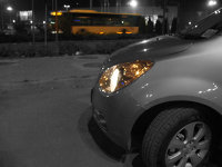 Opel Agila  - min monovolum