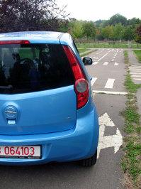 Opel Agila - făcută pentru oraş