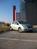 Opel Corsa ecoflex este ideal pentru oraş