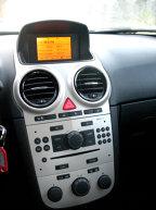 Sistemul audio face viaţa la bord mai bună atunci cînd vrei să te rulezi încet