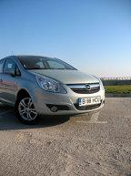Opel Corsa ecoflex este mai uşor cu 45 de kilograme