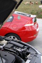 Test de consum: hibrid vs. diesel - Honda Insight consuma mai putin decat Chevrolet Cruze