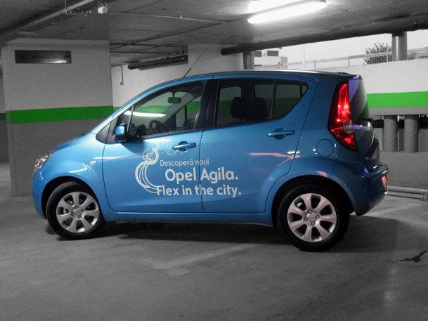 Opel Agila - o săptămână cu noul Opel Agila