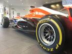 Ce poţi cumpăra de la Marussia, echipa de Formula 1 falimentară