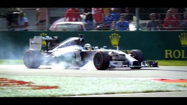 Sezonul 2014 de Formula 1, condensat în 3 minute. VIDEO