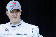 Michael Schumacher - Mercedes GP