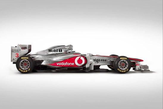 McLaren MP4+26