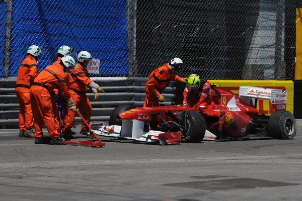 Abandonul lui Massa a adus Safety-Car-ul pe circuit