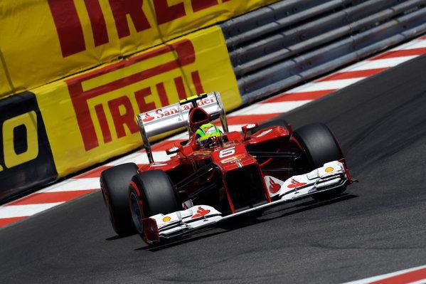 Felipe Masa Ferrari