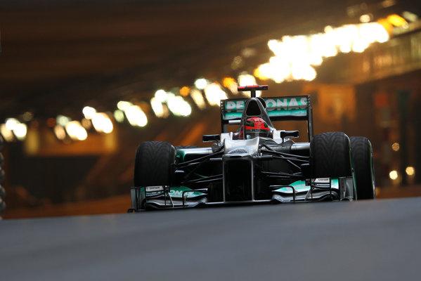 Schumacher işi doreşte cu disperare victoria în următoarea etapă