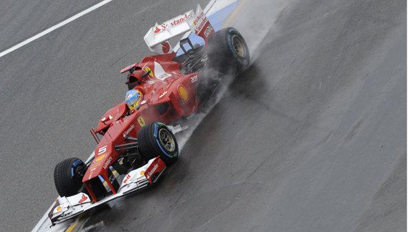 Fernando Alonso - calificări