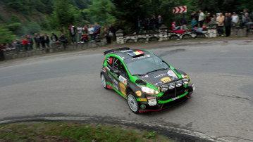 Simone Tempestini câştigă Raliul Sibiului 2015. Cursa, una dintre cele mai frumoase de anul acesta