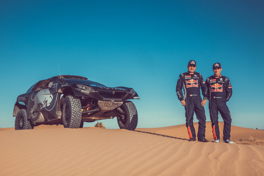 Sebastien Loeb merge la Dakar 2016, alături de Peugeot