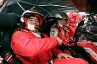 Maradona - copilotul lui Sebastien Loeb
