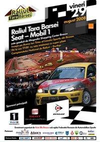 Raliul Tara Barsei Seat - Mobil 1