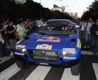 Upgrade pentru VW Race Touareg
