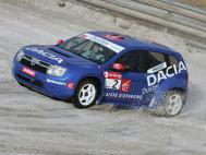 Dacia Duster - rivalii în Trophee Andros 2009