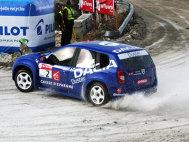 Dacia Duster - prezentare Trophee Andros 2009