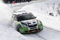 Nicolas Vouilloz - Skoda Fabia S2000
