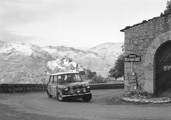 MINI - Monte Carlo 1965