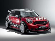MINI Countryman WRC prezentat la Paris