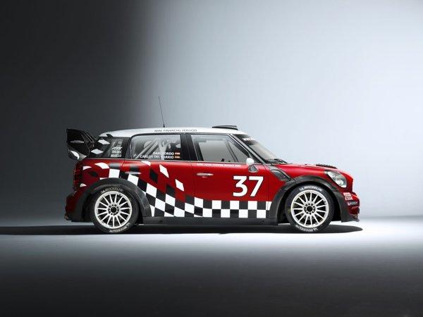 Al treilea actor în WRC