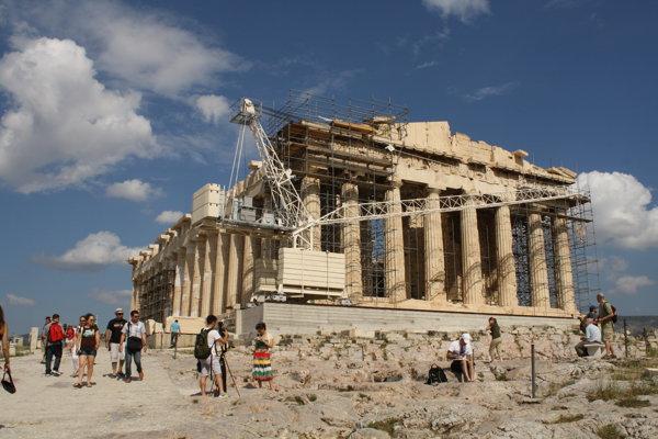 Dacă ajungi la Atena o vizită la Acropole este obligatorie