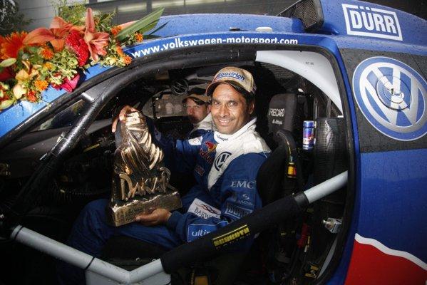 Nasser Al-Attiyah a câştigat Dakarul 2011