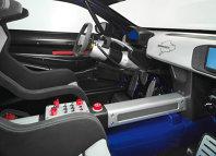 VW Scirocco GT 24  - interior