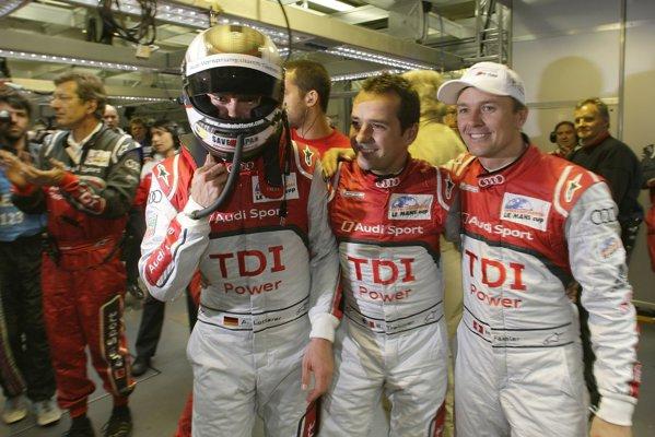 Pole-position pentru Audi