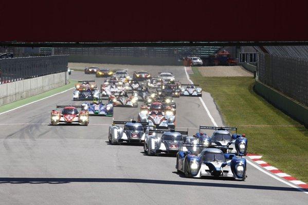 Start în cursa de 6 ore de la Le Mans