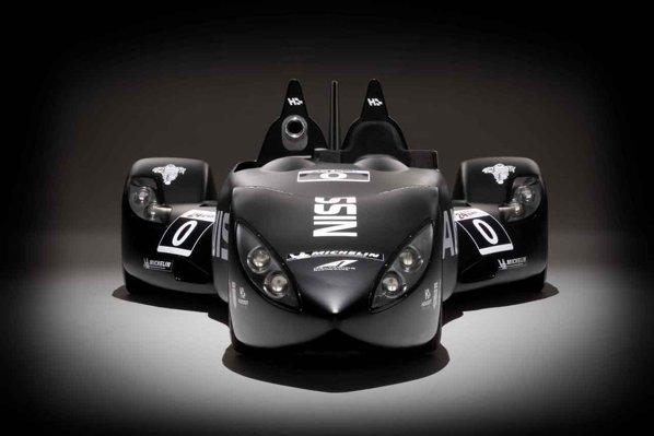 Debutul lui Nissan DeltaWing va avea loc la cursa Le Mans 24h
