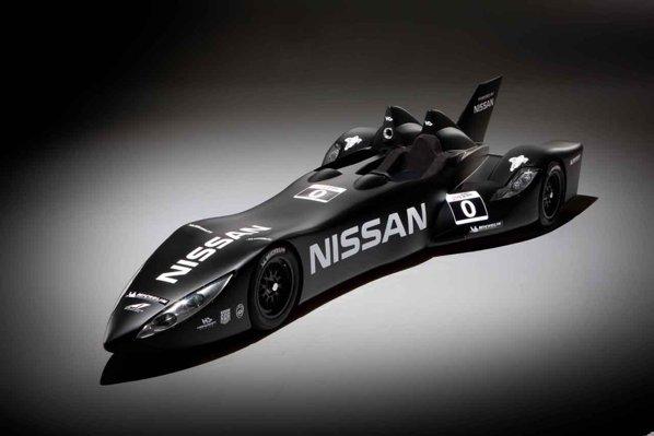 Nissan va motoriza DeltaWing cu un 1.6 DIG-T, de circa 300 CP