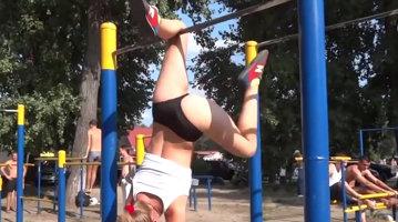 Top 10 cele mai sexy momente din sport. Atletismul este pe primul loc - VIDEO