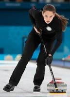 Anastasia Bryzgalova este cea mai sexy jucătoare de curling - VIDEO