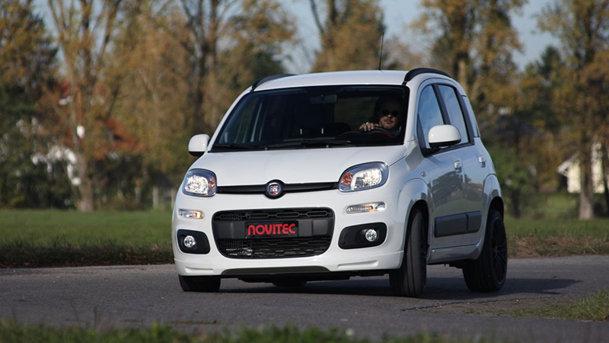 Novitec oferă mai multă putere pentru noul Fiat Panda
